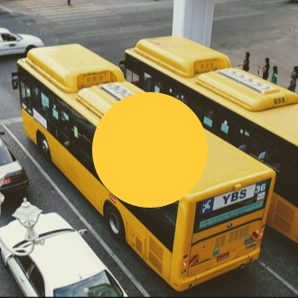 Color-Yellow-Bus